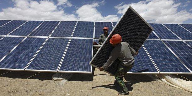 Le Sénégal se dote de la plus ''grande'' centrale solaire d'Afrique de l'Ouest